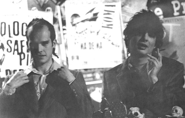 1998. Madrid. Los Kikes presentan 'Lo peor de todo'
