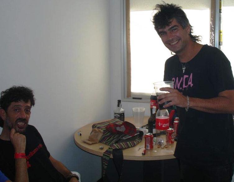 2011, Rivasvaciamadrid.Kabezabolo & Babas