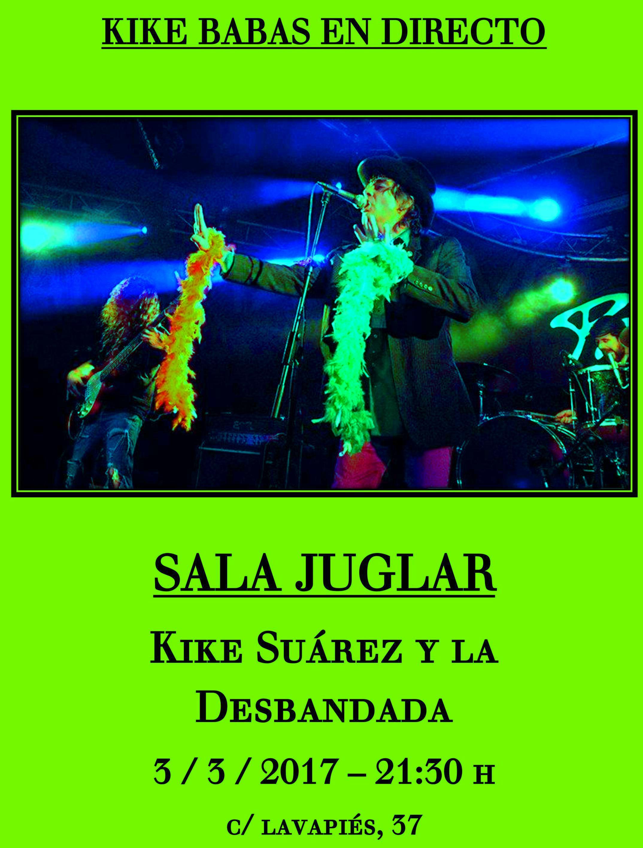 cartel-kike-sala-juglar-2017